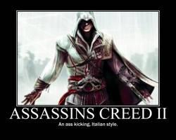 Assassins creed 2 by Samuraicore