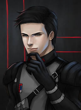 SWTOR: Imperial Agent Redraw
