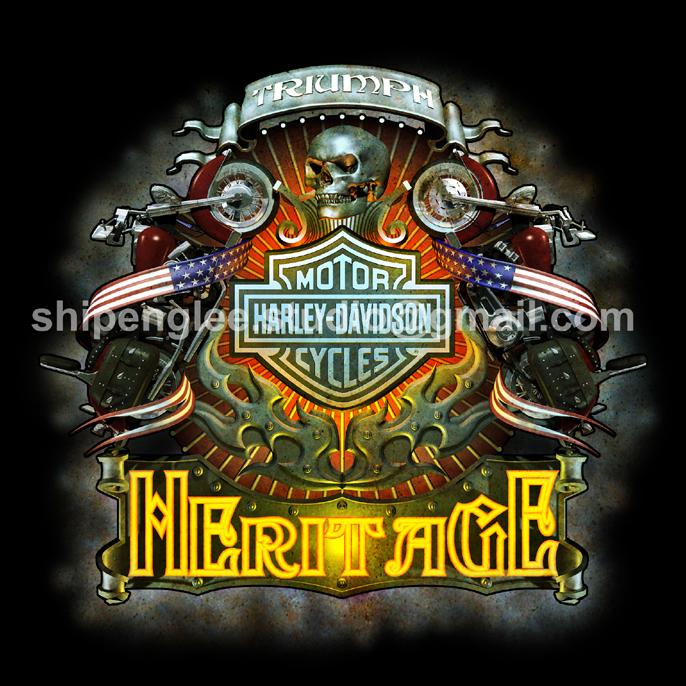 Ladies Harley Davidson T Shirts