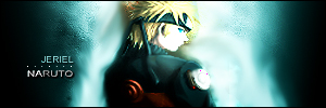 Naruto Sig by JerielGeass