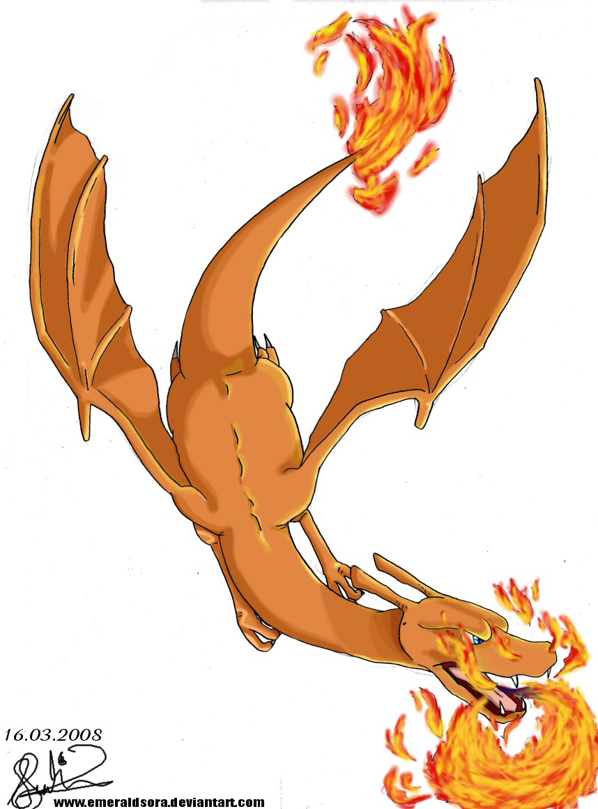 Pokemon Charizard Flying Images | Pokemon Images