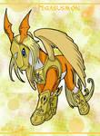 Digimon_Pegasusmon Chibi