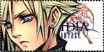 Cloud Dissidia Stamp by EmeraldSora
