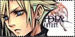 Cloud Dissidia Stamp by EmeraldSora