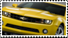 Chevy Camaro Stamp by EmeraldSora