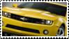 Chevy Camaro Stamp by EmeraldSora