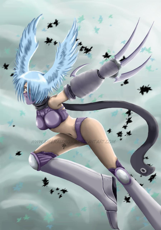 .:Zephyrmon_Reborn:. by EmeraldSora
