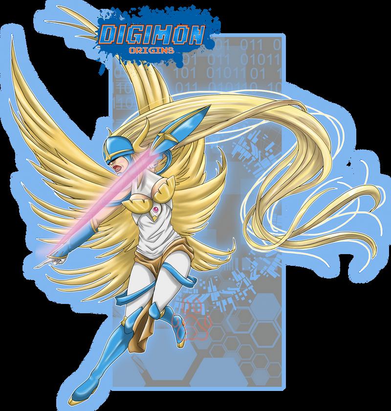 Digimon Lords_Dominamon by EmeraldSora