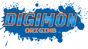 Digimon Origins Logo by EmeraldSora