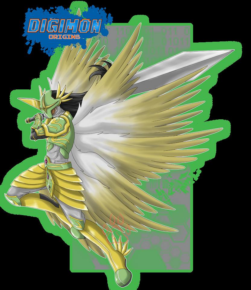 Digimon Lords_Spirimon by EmeraldSora