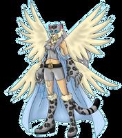 Digimon Comm_Himalamon by EmeraldSora