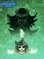 Heraldimon Evolve to... by EmeraldSora