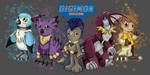 Digimon of Origin 2nd 5 by EmeraldSora