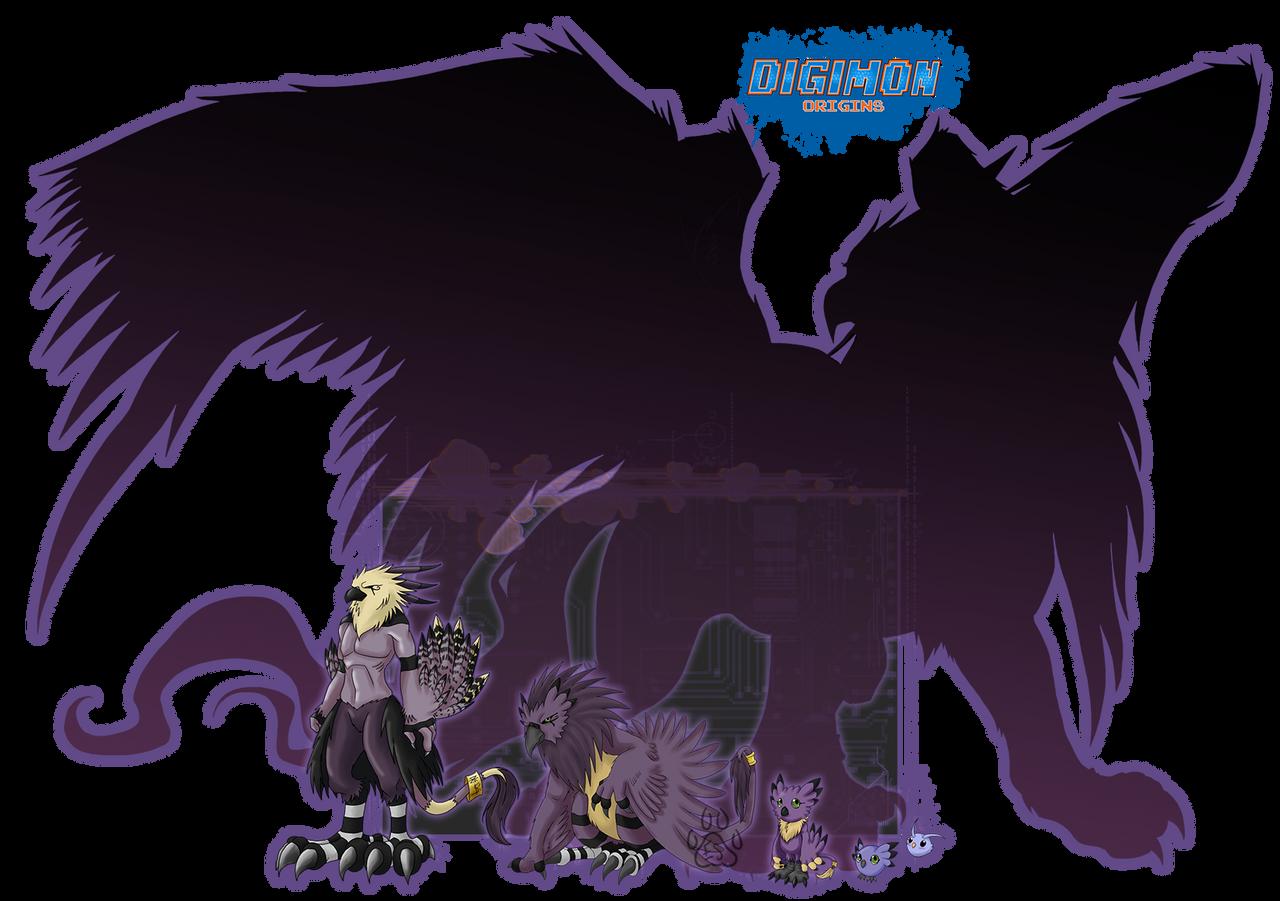 Digimon Origins_Griffmon