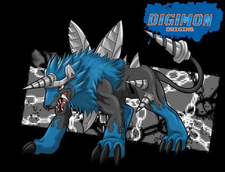 Blue Dorulumon_