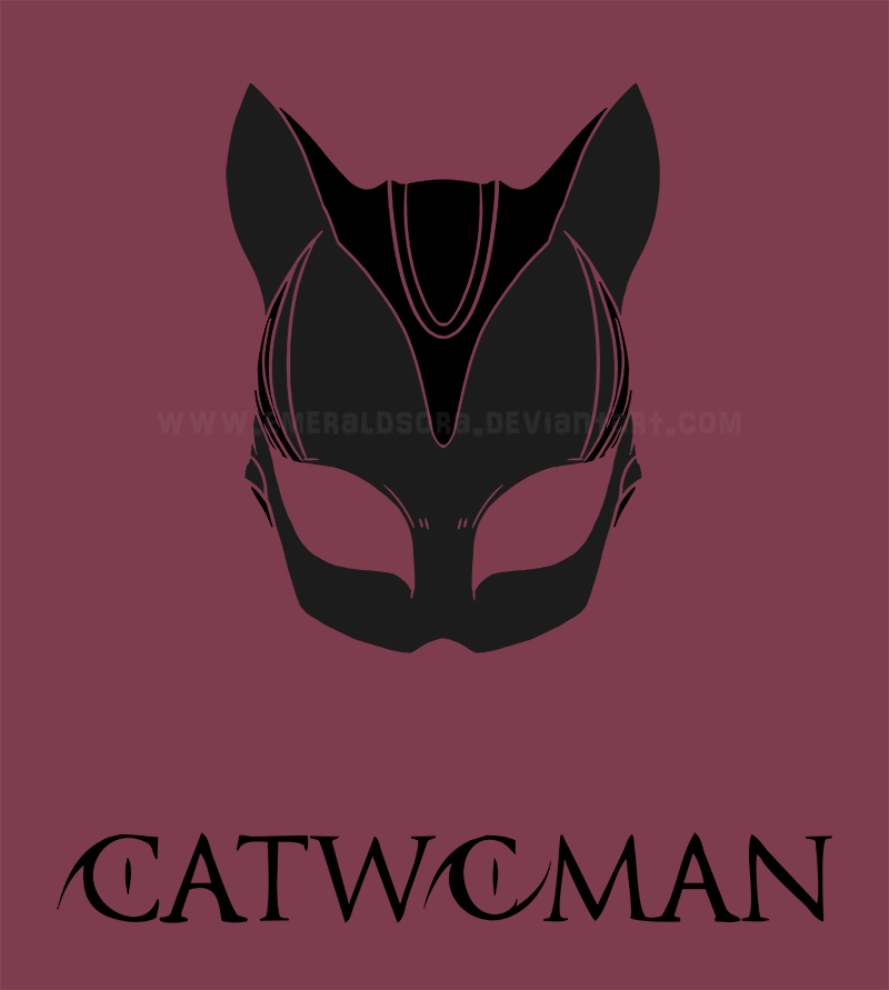 2004 Catwoman Mask By EmeraldSora