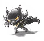 Chibi Black Panther