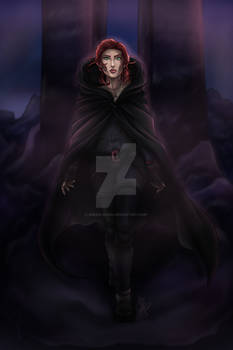 Black Widow: Stone Keeper
