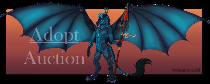Anthro Dragon Adopt Auction (Open)