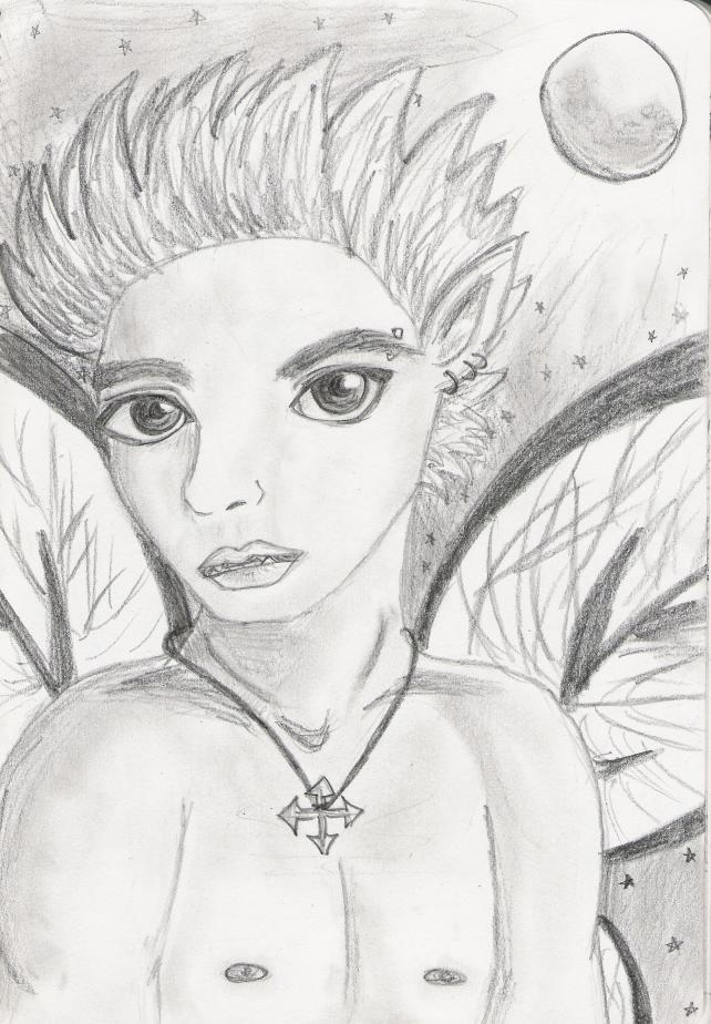 Fairy Boy by x-kill-kiss-x
