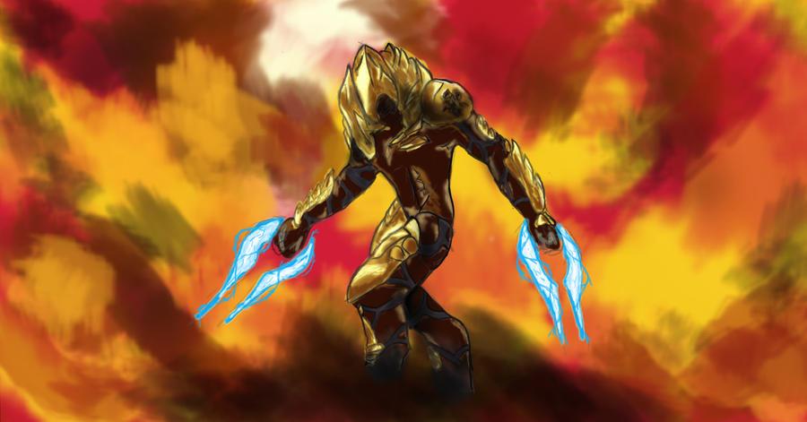 Halo Arbiter The Duel By Killjoy95 On Deviantart