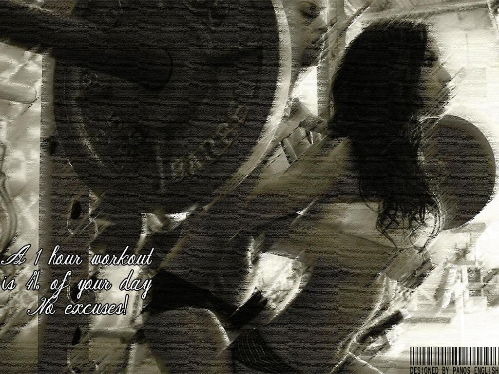 Workout Wallpaper By PanosEnglish