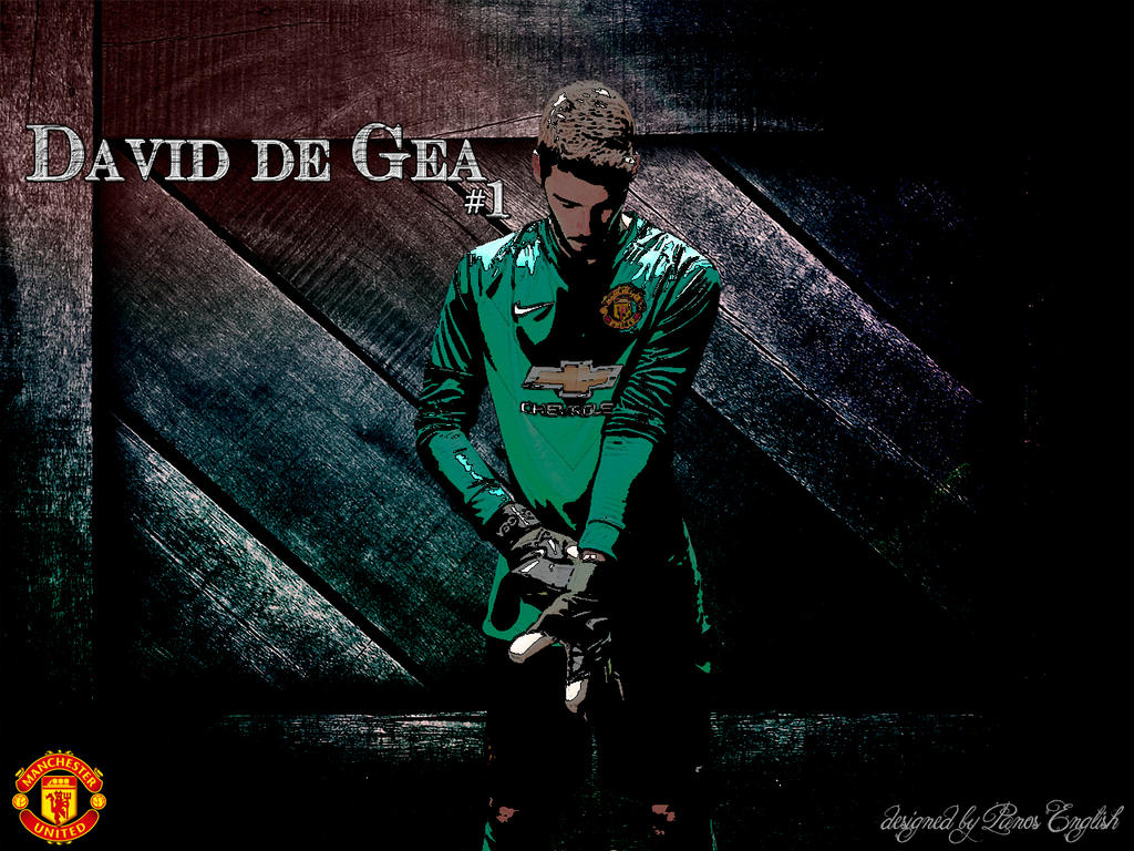 David De Gea By PanosEnglish On DeviantArt
