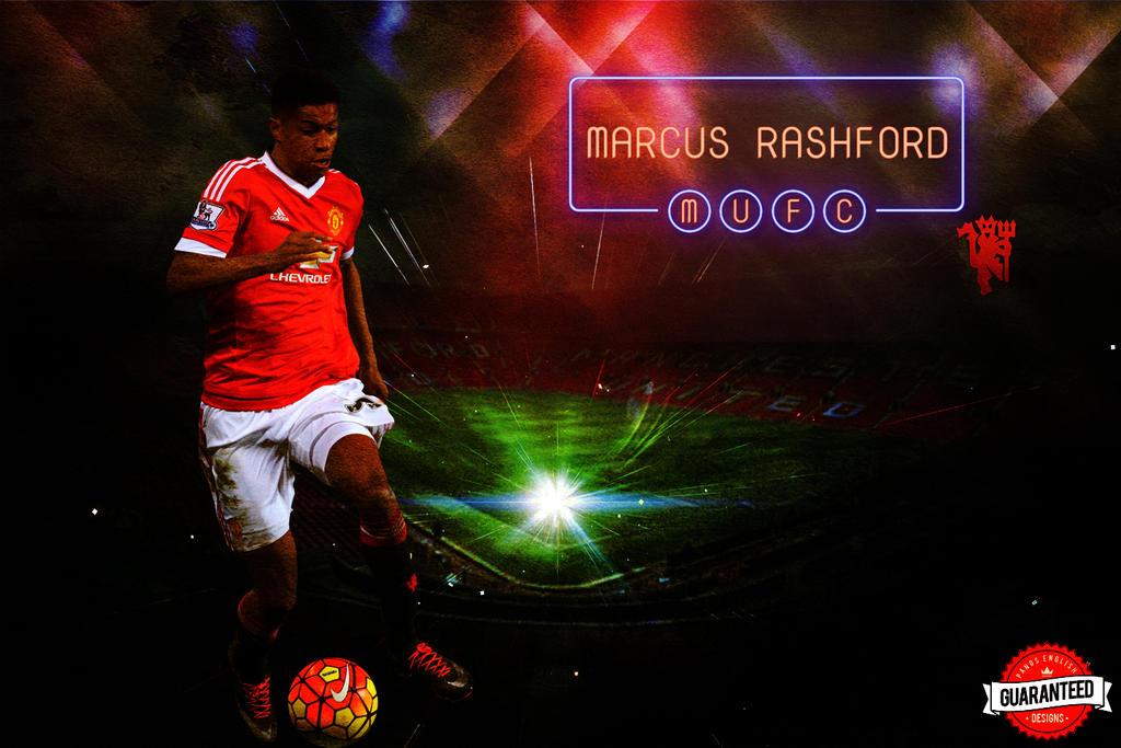 Marcus Rashford By PanosEnglish On DeviantArt