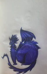 dragon from tutorial
