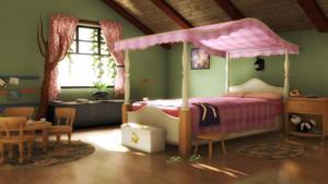 Little_Room by dart12001