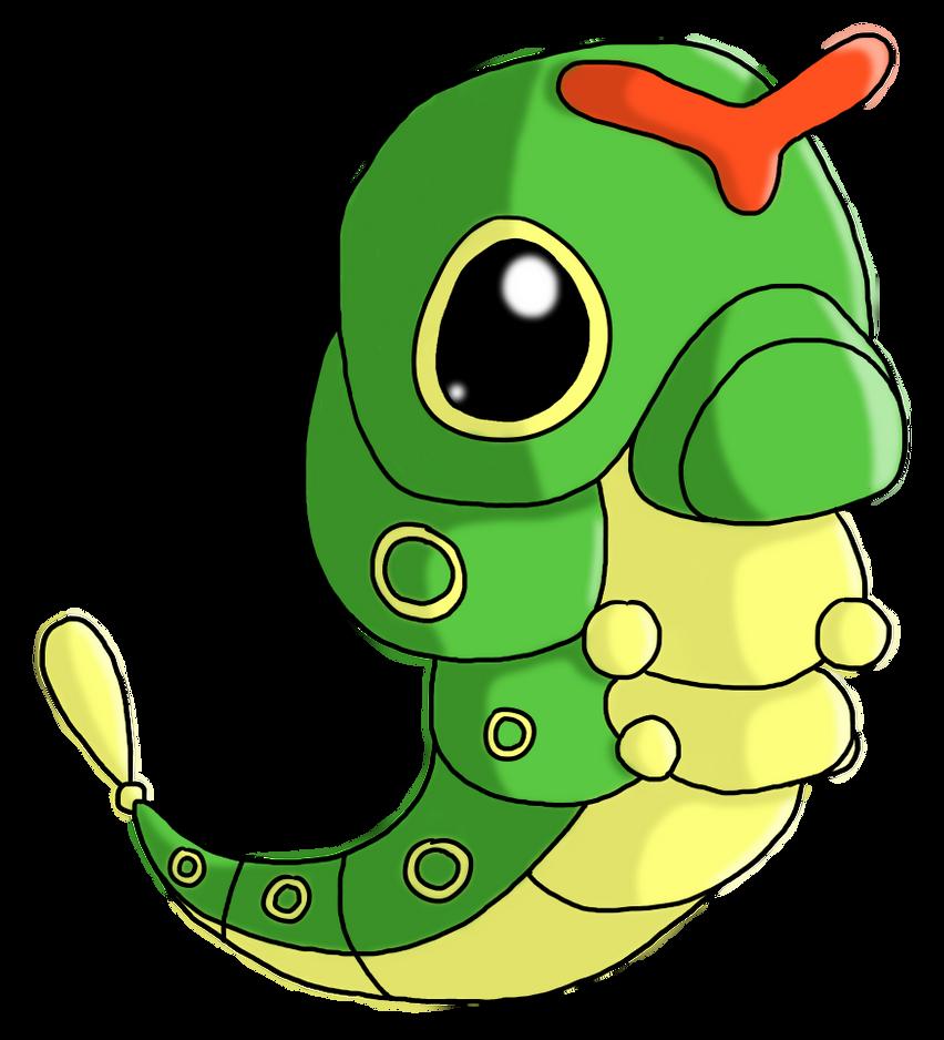 010 Caterpie Pokemon Images