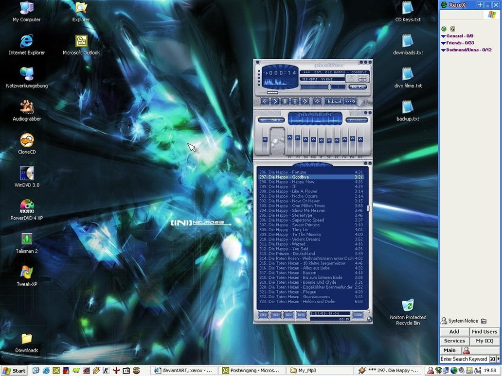 My Desktop - XeroX by xerox
