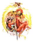 Quetzalcoatl Andrea Parker Goddess Quetzalcoatl