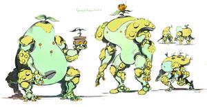 Greenbean Bots
