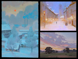Lunch Studies