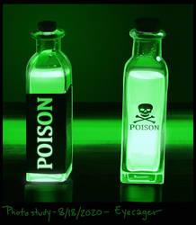 Poison Photo Study