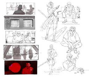 study sketch 02