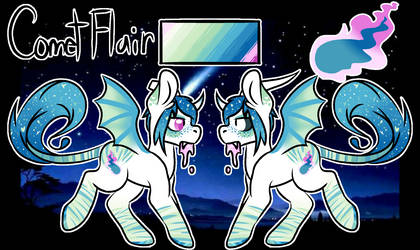 Comet Flair by Riddler292