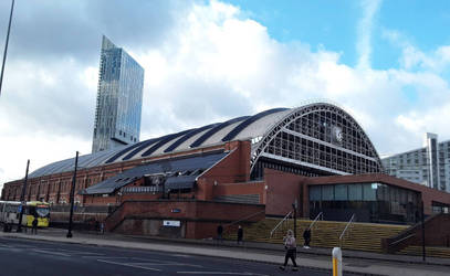 Manchester Central  ( Nightingale Hospital ).