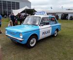 A Hillman Imp Police Car ( Year 1964 ).