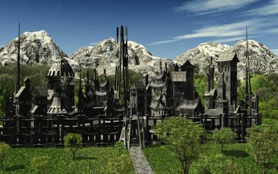 The Mountain Citadel