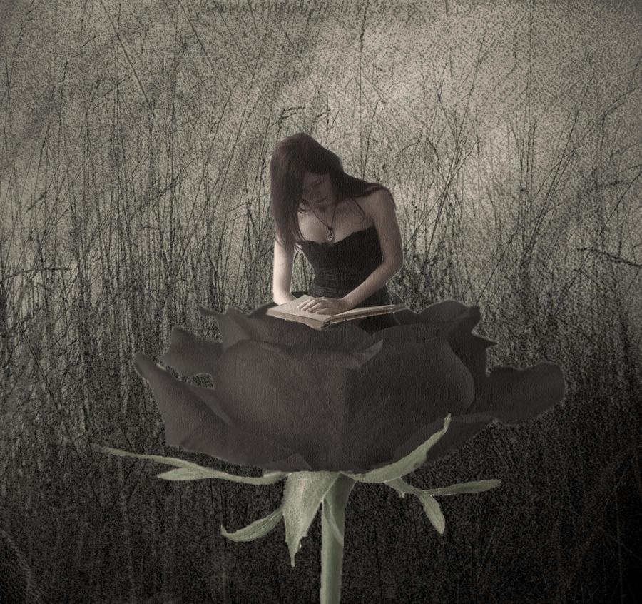 flower girl by ArrakisMar