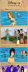 Disney-fy Yourself Meme by Azu-o