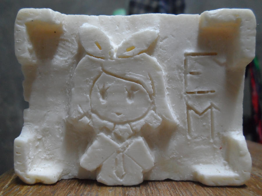 Soap carving rin kagamine by emanime on deviantart