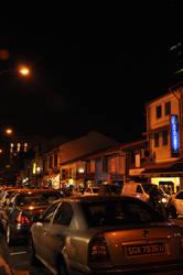 Suburban night life by matzenmatzen