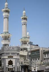 Front Gate of Masjidil Haram by matzenmatzen