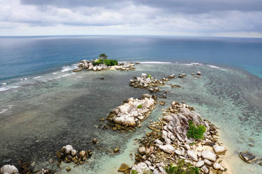 Horizon view from Lighthouse by matzenmatzen