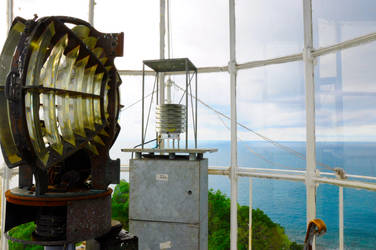 Light in the Lighthouse