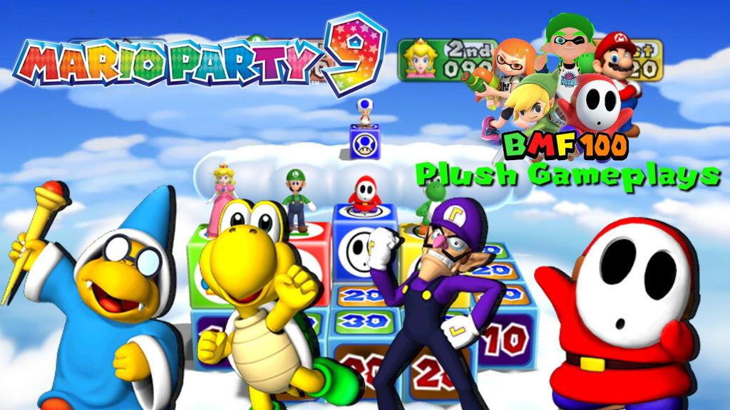 Mario Party 9 High Rollers Gameplay by BigMarioFan100 on DeviantArt