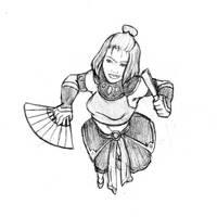 Suki by anaer-art